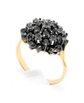 Czarne brylanty  - 507 1.16 ct Black Diamonds